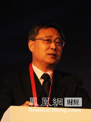 图:中国证券监督管理委员会主席郭树清