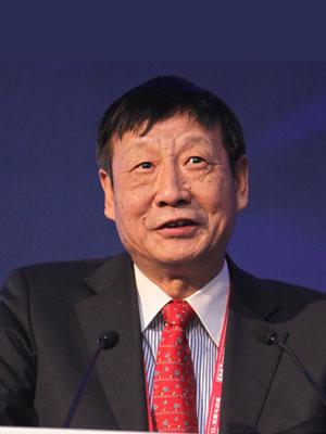 图:中国银行首席经济学家曹远征