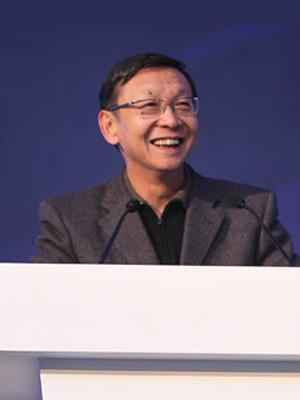 图:中国银行业监督管理委员会副会长蔡锷生