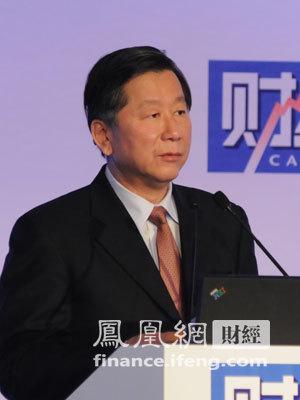 图文:中国证监会主席尚福林