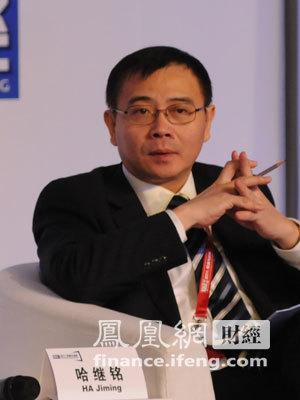 图文:高盛香港投资银行部董事总经理哈继铭