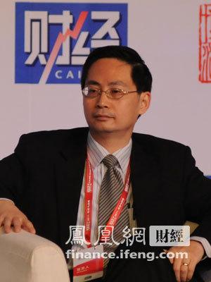 图文:德意志银行董事总经理马骏