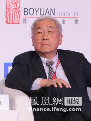 图文:中国国际金融有限公司首任总裁、世界银行中国首任首席代表林重庚