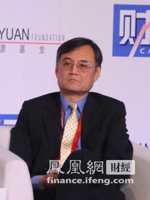 图文:清华大学经济管理学院院长钱颖一