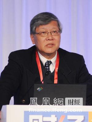 图文:中国银行业监督管理委员会首席顾问沈联涛