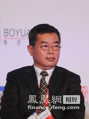 图文:中国社会科学院副院长李扬