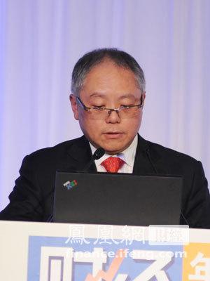 图文:德勤中国首席执行官卢伯卿
