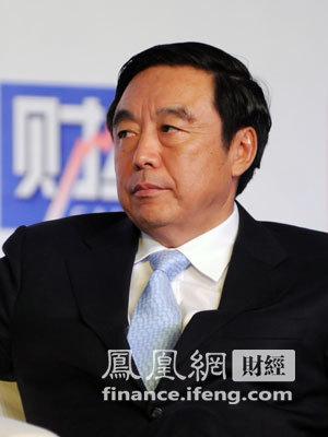 图文:招商银行行长兼首席执行官马蔚华