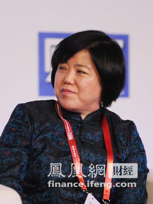 图文:深圳证券交易所总经理宋丽萍