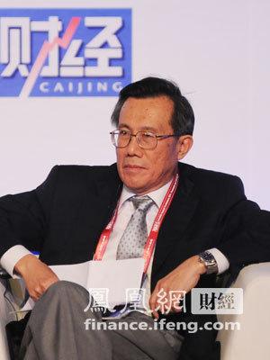 图文:新加坡政府特别投资公司总裁郑国枰