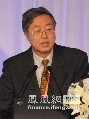 图文:中国人民银行行长周小川