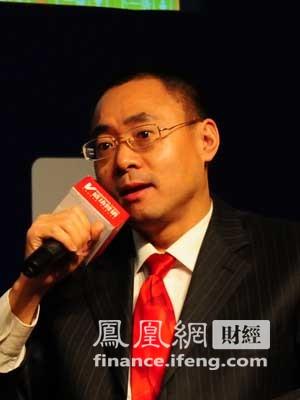 中央电视台广告经营管理中心市场部主任陈荣勇