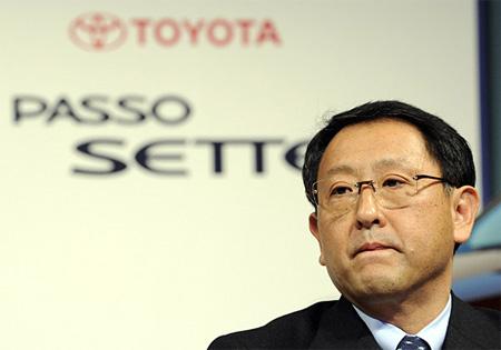 丰田章男:汽车不顶住日本产业将全线崩溃