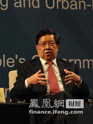 博鳌亚洲论坛咨询委员会委员龙永图