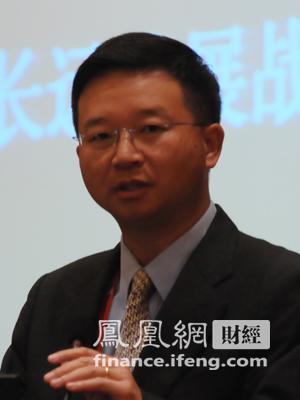 图文:通用电气中国研发中心总裁陈向力