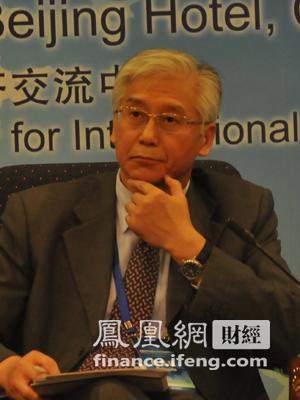 崔立如: 全球治理是当前我们面临的一个重大问题