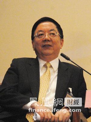 中央汇金投资有限责任公司副董事长李剑阁