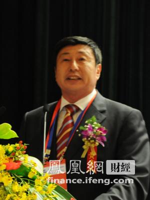青岛港集团有限公司董事局主席总裁常德传