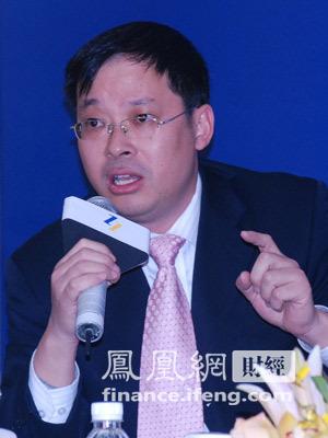 无锡尚德太阳能电力有限公司副总裁解晓南
