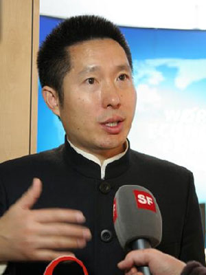 中央电视台经济频道总监郭振玺