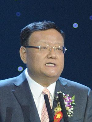 凤凰卫视董事局主席及行政总裁刘长乐太平绅士领奖