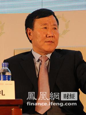 中国汇源果汁集团董事长朱新礼