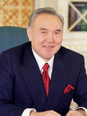 哈萨克斯坦总统纳扎尔巴耶夫出席博鳌论坛图片