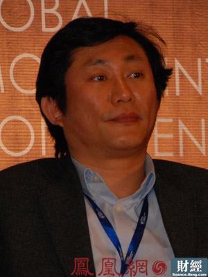 韩国VAROVISIN总裁Jean Koh参会