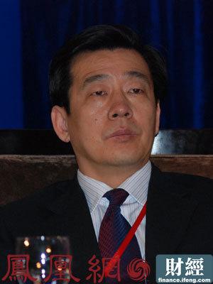图文:国台办经济局副局长刘军川