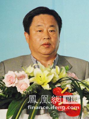 图文 中粮集团有限公司董事长宁高宁