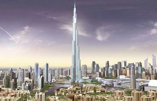 2008年世界十大高楼排行