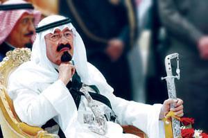 福布斯/沙特阿拉伯巨大的石油储量是国王阿卜杜拉巨额财富的重要保障,...