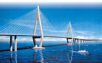 文汇报 港珠澳大桥工程拟贷款210亿