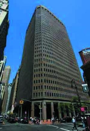 高盛大厦23楼模特