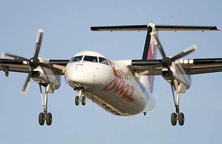 庞巴迪dash8系列飞机(2)