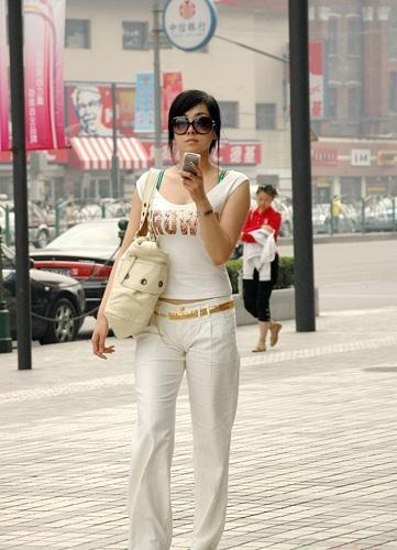 明星代言:中国十大美女城市