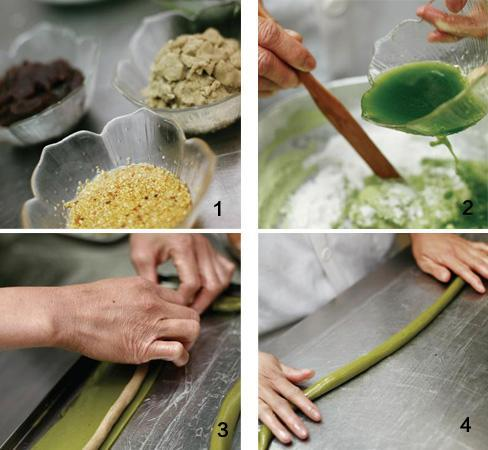 筷子手工步骤图解