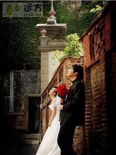 厦门鼓浪屿婚纱摄影 作者:娜娜
