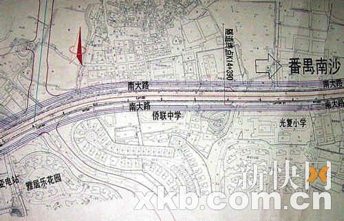 广西平南镇地图