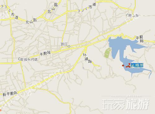 公交线路:东直门乘918(支)路公交车直达金海湖,或乘918路公交车至平谷