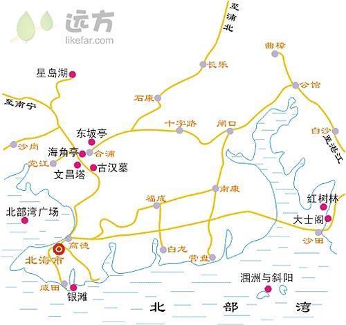 2009年广西北海自助游全新攻略(组图)(11)