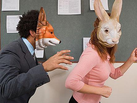 职场潜规则之女人变狼生存法则