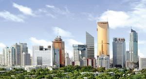 天津中心城区一主两副规划方案 向市民征求意见(3)图片