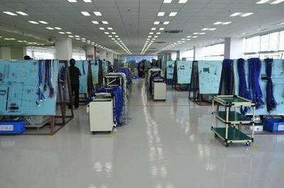 日立电梯(上海)有限公司结构布局