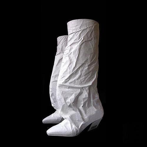 奢华高跟鞋与折纸的艺术碰撞(3)_财经_凤凰网