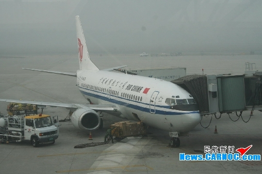 青岛机场延误航班旅客满意成行
