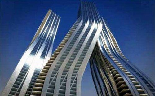 奢华迪拜26个建筑奇迹:从摩天塔到旋转大厦(图)(3)