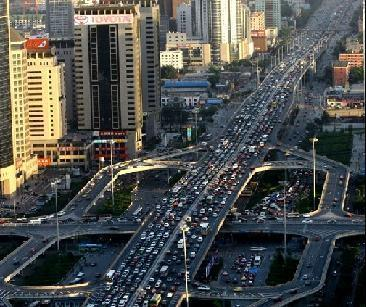 全球20个最拥挤城市排行榜 中国5城市入选(图)(9)