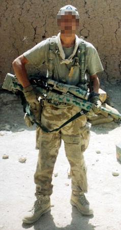 10岁女孩内射无毛白_英国狙击手1600米外28秒内射杀5名塔利班士兵(图)
