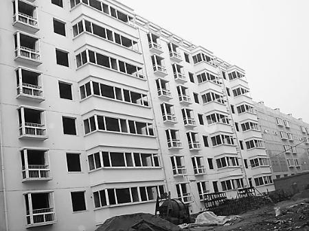 简约欧式建筑办公楼山地